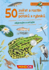 50 zvířat a rostlin našich potoků a rybníků