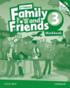 Family and Friends 3 - Workbook with Online Practice
