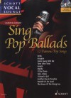 Sing pop ballads + CD Album pro zpěv