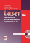 Laser (A2) - Teacher´s Book with Student´s eBook