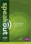 Speakout Pre-Intermediate: Student´s Book - 2nd Edition