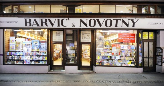 Barvič a Novotný - Brno - Česká